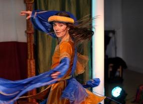 danseuse-chorégraphe